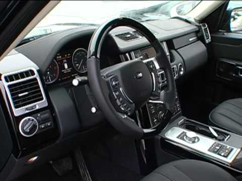 Тест-драйв Range Rover 4,4