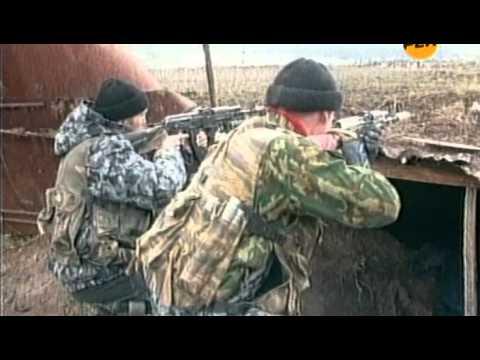 Чечня. Генеральское сражение