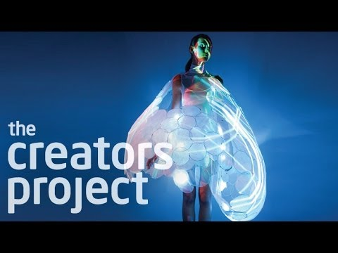 Flying Dresses And The Future Of Fashion