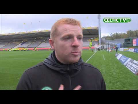 Celtic FC - Neil Lennon post-match v Partick Thistle, 27/10/2013