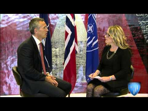 A Three Swords News spotlight interview with NATO Secretary General Jens Stoltenberg