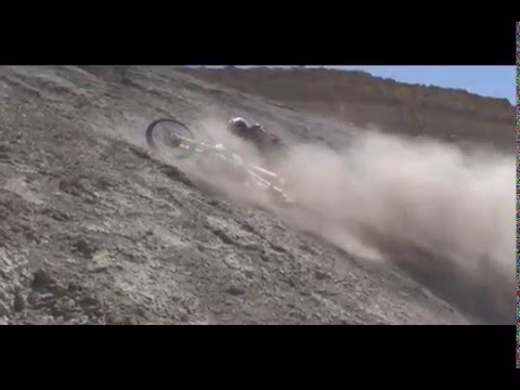 Kenny Hamil motorcycle hillclimb hill climb May 2007