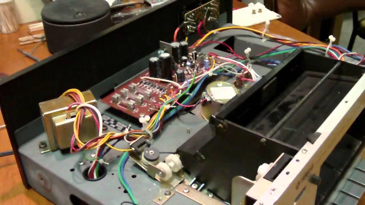 Yamaha Wx Repair