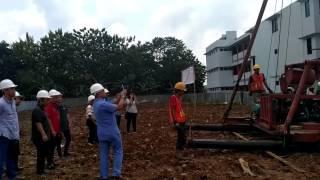 ST3 Telkom Buka Groundbreaking Proyek Gedung Baru