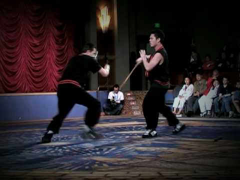 Escrima FMA Demo Representing Filipino Martial Arts at the Disney Martial Arts Festival Showcase Image 1