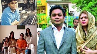 download lagu Ar Rahman And His Wife Saira Banu And Kids gratis