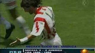 America vs Necaxa, coleccion privada