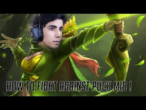 Things I learned with EG.Sumail's Windranger in 7.06 |  No shackleshot build!