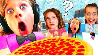 WHO CAN BUILD BEST PIZZA HOUSE in Adopt Me Roblox Gaming w/ The Norris Nuts