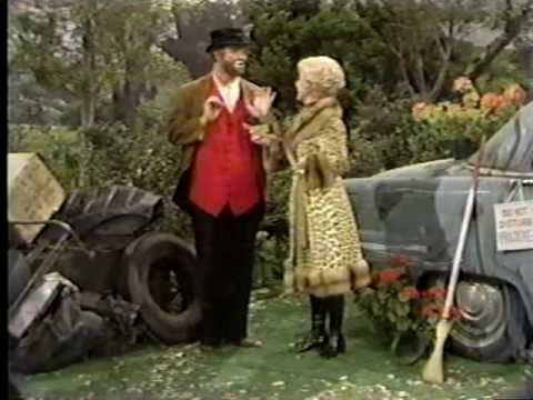 Red Skelton And Eva Gabor