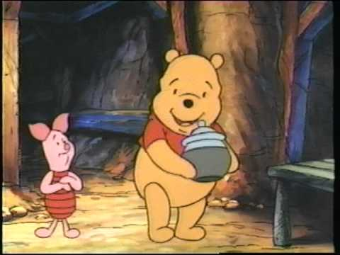 Pooh Vhs 1997 Pooh Pooh Wishes 1997 Vhs