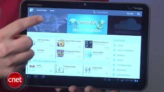 Motorola Xoom (Android Tablet)