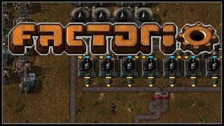 Factorio Meiosis :: Oil Barrels - Episode 16