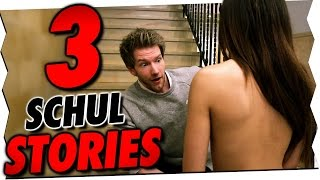 3 PEINLICHE SCHUL-STORIES! (feat. Julien Bam)