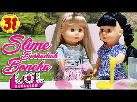 31 Slime Berhadiah Boneka LOL - Boneka Walking Doll Cantik Lucu -7L ... 9da758dc78