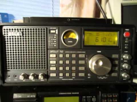 Radio Serbia International 6100 kHz. 12.6.2013.
