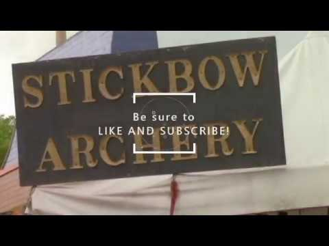 BEST of Bamboo Backed bows Stickbow Archery