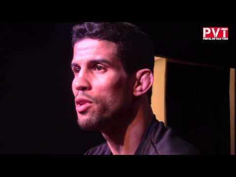 Leo Santos fala sobre luta contra Efrain Escudero no UFC