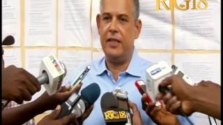 VIDEO: Haiti - Top Adlerman vinn Depoze Pyes li Pou Election Tiers Senat a, Tande kisa li di...