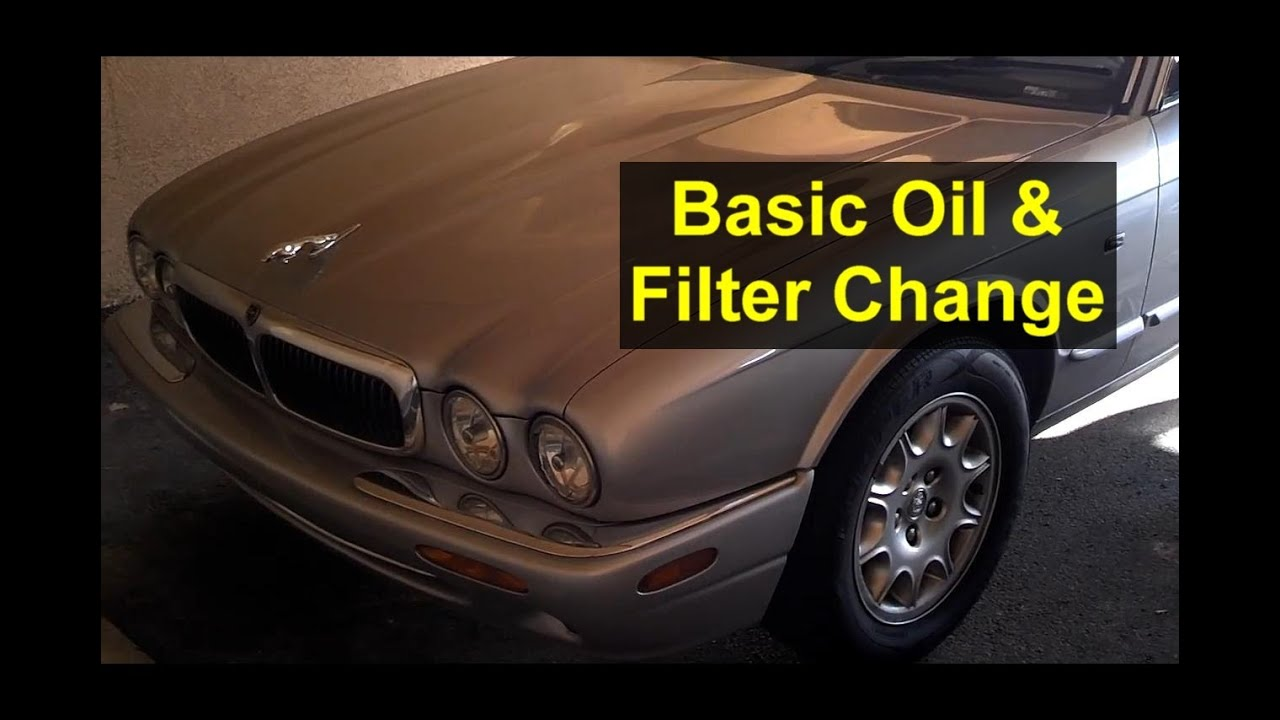 How to Change the Oil and Filter on an R11xxrt (oilhead)