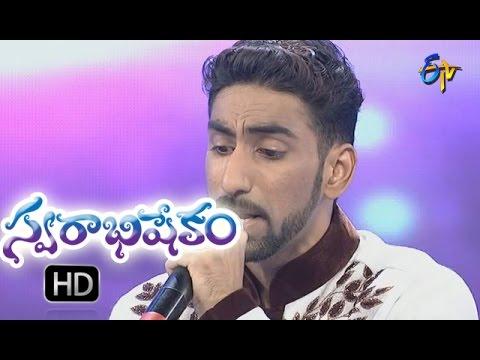 Tirumala Mandira Song | Karunya Performance | Swarabhishekam | 9th October 2016 | ETV Telugu