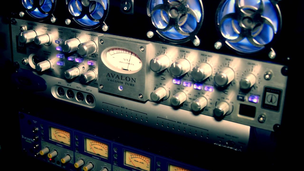 Home studio hook up