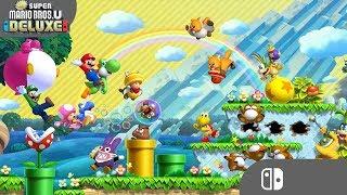 Faut-il craquer pour New Super Mario Bros. U Deluxe ?