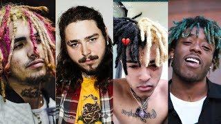 Rappers React To Lil Peep Death (ft. Lil Pump, Lil Uzi Vert, XXXTentacion, Adam22, Post Malone)