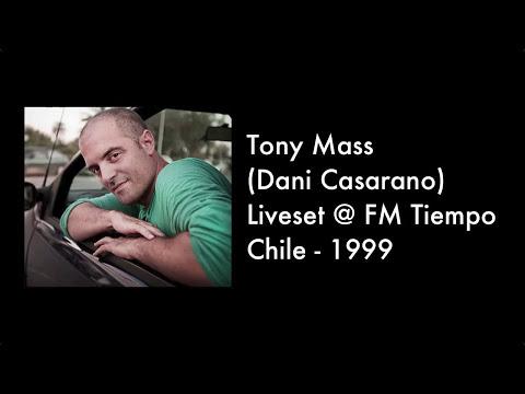 Dani Casarano aka Tony Mass @ Maquina Dance (FM Tiempo - Chile - 1999)