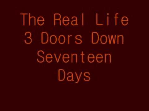 3 Doors Down - Real Life