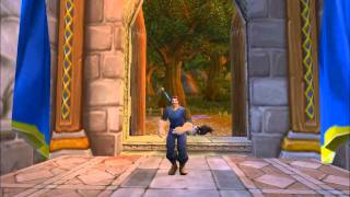 World of warcraft - danse 1