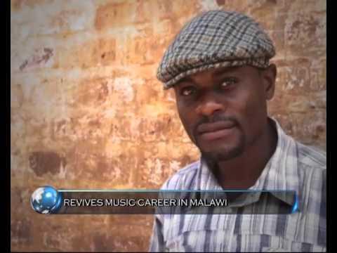 Tresor Nzengu: Refugee in Malawi