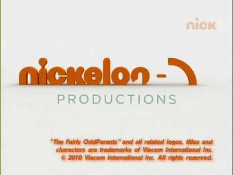 Nickelodeon 2009 logo ...