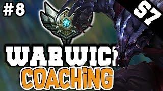 WARWICK JUNGLE COACHING GUIDE (Silver) - Winning A won Game - League of Legends Coaching
