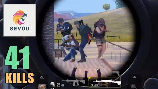 WHY LOOTING IS BAD   41 KILLS   DUO SQUAD   PUBG Mobile