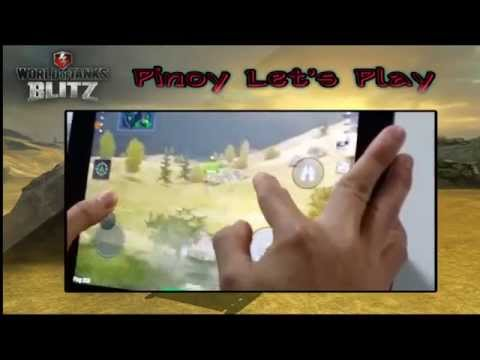 World of Tanks Blitz: Pinoy gameplay (Tagalog commentary) #3