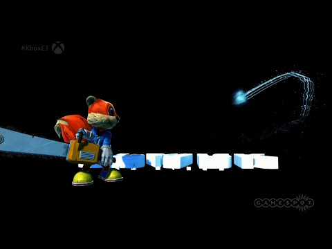 E3 2014: Conker Returns in Project Spark at Microsoft Press Conference