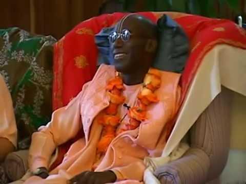 H.H.Bhakti Tirtha Swami - Last Kirtan 2005