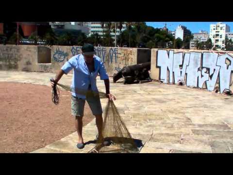 La pesca con terraya