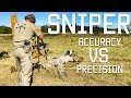 Sniper Accuracy vs  Precision | How to read shot groups and know your range |  Tactical Rifleman MP3