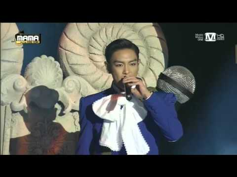 탑(top) - 둠다다(doom Dada) At 2013 Mama video