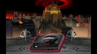 Mortal Kombat 3 - The Rooftop Stage / MEGADRIVE (44hz+3D Filters/Midi Mapper Mix)