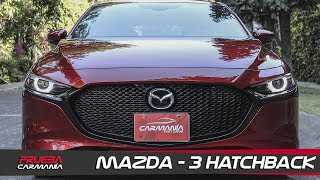 Mazda 3 Hatchback a prueba - CarManía (2019)