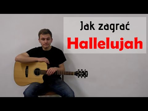 #16 Jak Zagrać Hallelujah - Rufus Wainwright Na Gitarze - JakZagrac.pl