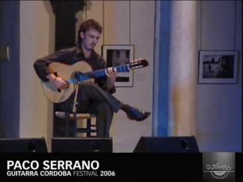 Paco Serrano - Guitarra Cordoba Festival - 2006