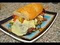Easy Cheese Steak Sandwich recipe