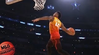 2018 Verizon Slam Dunk Contest - Final Round / Feb 17 / 2018 NBA All Star Weekend