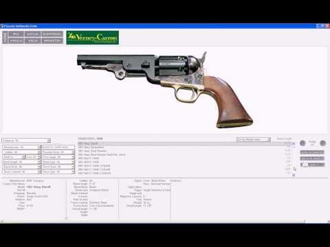 Firearms Multimedia Guide DVD - Navigate through guns. air guns and ammo