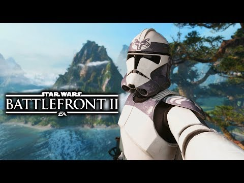 Star Wars Battlefront 2 - Funny Moments #7