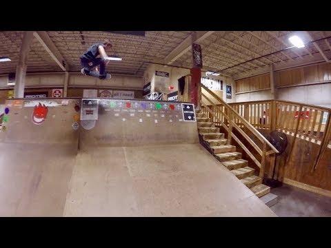 Metalboro Skate Video Premiere Edge